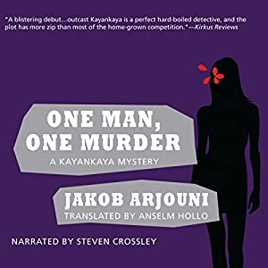 One Man, One Murder Audiobook