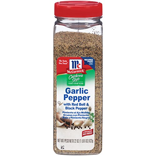 Best garlic salt and pepper