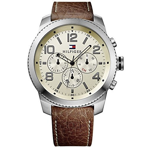 Tommy Hilfiger Graham 1791107 Mens Wristwatch Solid Case