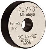 Mitutoyo 177-207, Setting Ring, .240'' ID