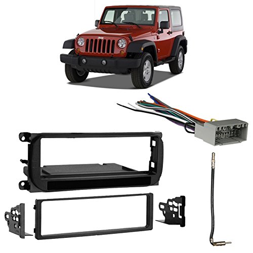 51eWv8ePq7L._SL500_ jeep wrangler stereo dash kit amazon com how to install trailer wiring harness jeep wrangler at gsmx.co
