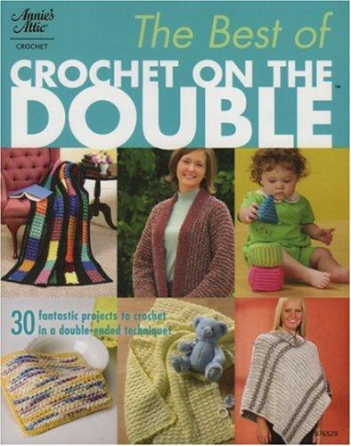 Read Online Best of Crochet on the Double PDF