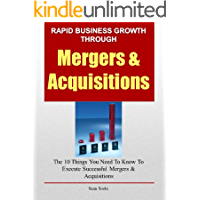 Rapid Business Growth Through Mergers & Acquisitions
