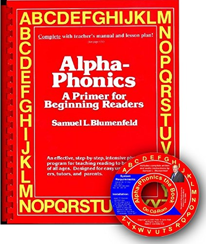 Alpha-Phonics Book Including CD ROM Version: Samuel L. Blumenfeld ...