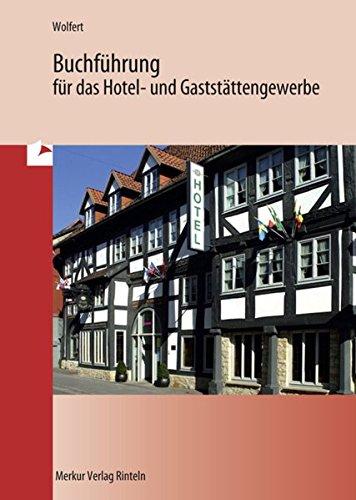 Buchführung Für Das Hotel  Und Gaststättengewerbe Lehrbuch