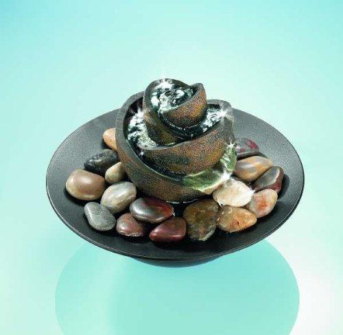 dcos du monde fontaine dintrieur rosette amazonfr cuisine maison