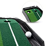 Abco Tech Indoor Golf Putting Green – Portable
