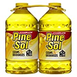 Pine-Sol Multi-Surface Disinfectant, Lemon Scent (2 pk., 100 oz.)