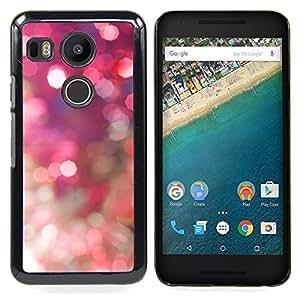 BullDog Case - FOR LG Google Nexus 5X - Sparkle Sparkly Gold Disco - Dise???¡¯???¡Ào para el caso de la cubierta de pl???¡¯????stico Chicas