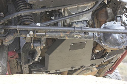 Jeep Transmission Skid Plate - 1