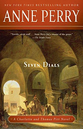 Seven Dials: A Charlotte and Thomas Pitt Novel (Charlotte and Thomas Pitt Series Book 23)
