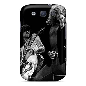Hot Design Premium OnGIA10979BQlXW Tpu Case Cover Galaxy S3 Protection Case(led Zeppelin)