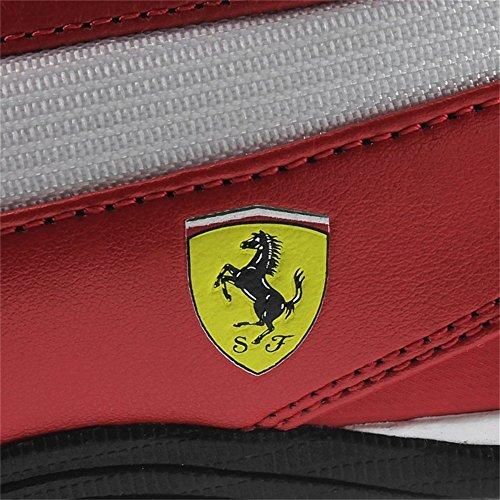 Puma Drift Cat 5 SF 304653 Herren Sneaker rot - weiß