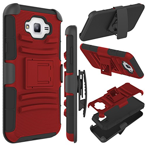 Cheap Cases J7 Case, Galaxy J7 J700 Case, Zenic(TM) Hybrid Full-body Protective Case Cover..