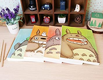 Notebooks Notebooks & Writing Pads Creative Coil Sketch Book 16k Picture Book 80 Sheets Student Painting Graffiti Sketchbooks Blank Page Children School Notebooks