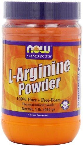 NOW Foods L-Arginine Powder, 2 lbs