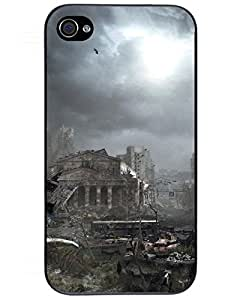 4268473ZB412792577I4S New Snap-on Skin Case Cover Compatible With iPhone 4/4s - Metro Redux Gertrude Gabby Trevino's Shop