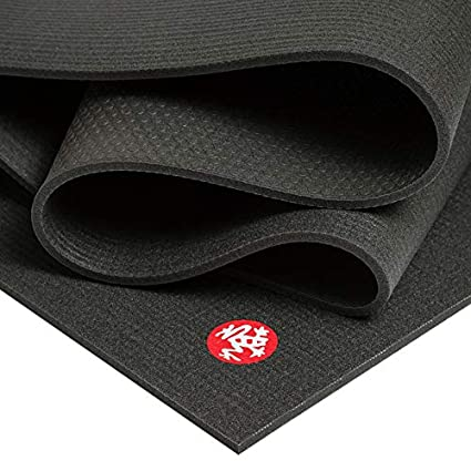Manduka Pro Yoga Mat Black Mat PRO Extra Long