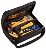 Fluke Networks 11290000 Electrical Contractor Telecom Kit I with TS30 Telephone Test Set