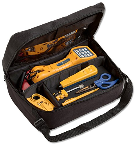 110 Punch Down Telephone (Fluke Networks 11290000 Electrical Contractor Telecom Kit I with TS30 Telephone Test Set)