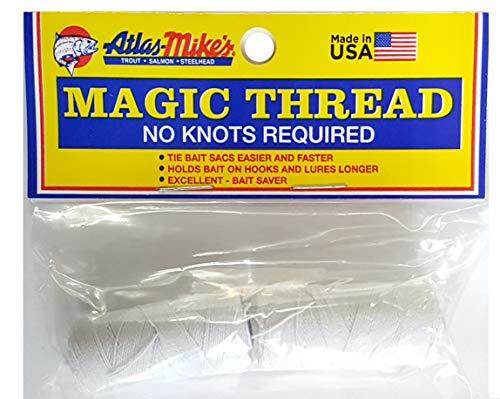 25 Per Bag Silver Sportsman Supply Inc Magic Bait Trot Line Clip