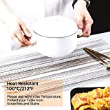 Placemats, Placemats for Dining Table Set of 8
