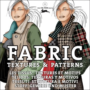 Fabric Textures & Patterns (Agile Rabbit Editions)