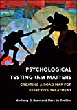 Psychological Testing That Matters: Creating a Road