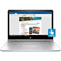 HP - Pavilion x360 2-in-1 14 Touch-Screen Laptop - Intel Core i5-8GB Memory - 128GB Solid State Drive - Silk Gold with Natural Silver