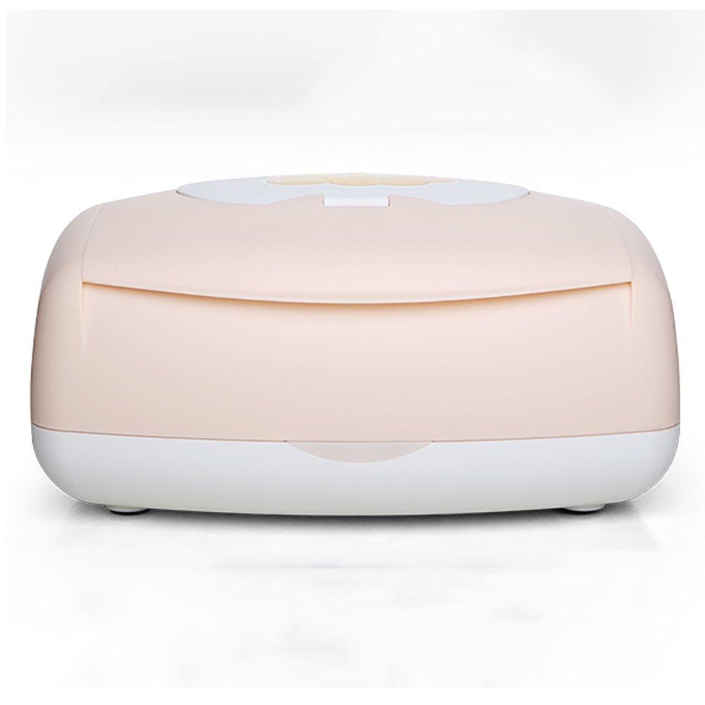 ZXQL Calentador de toallitas húmedas recién nacido / Máquina de toallitas húmedas de temperatura constante 24H / Toallitas húmedas calientes para el bebé ...