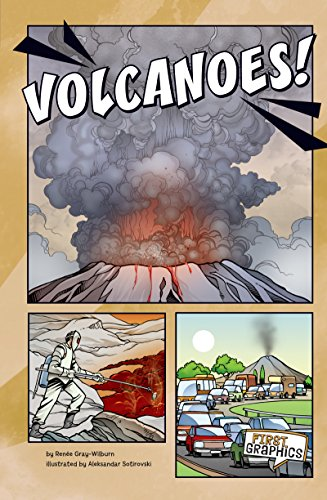 Volcanoes! (First Graphics: Wild Earth)