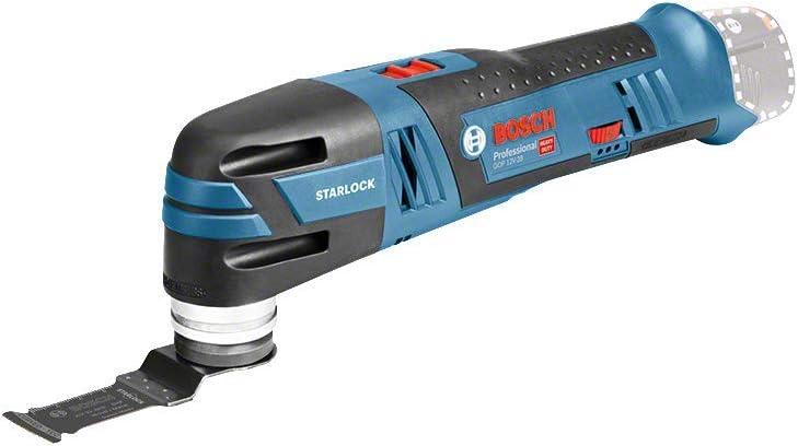 Bosch Professional GOP 12V-28 - Multiherramienta a batería (sin batería, 12 V, Starlock, en caja)