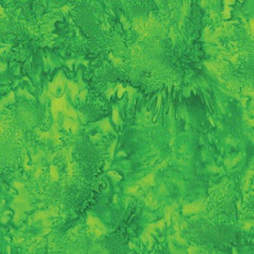 Hoffman Fabrics Bali Hand Dyed Watercolors Batik Chameleon -