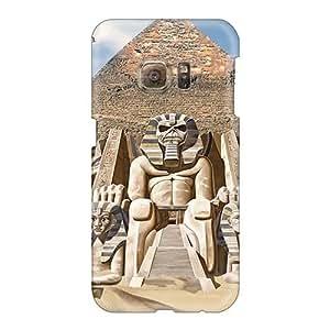 Samsung Galaxy S6 XGW13389AzTJ Custom Fashion Iron Maiden Backtime Series Shock Absorption Hard Cell-phone Cases -RandileeStewart