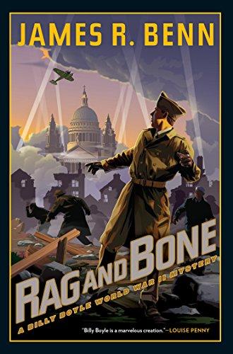 Rag and Bone (Billy Boyle World War II Mystery Book 5)