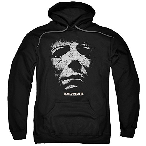Halloween II Horror Slasher Movie Series Mask Adult Pull-Over -