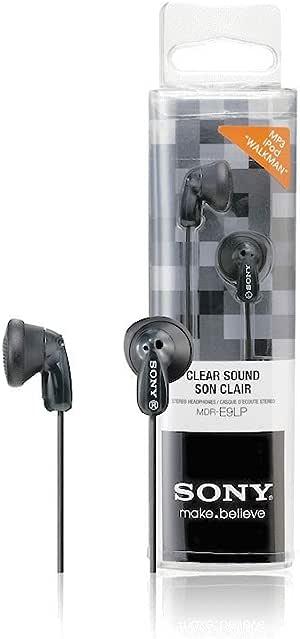 Sony MDR-E9LPB Headphone