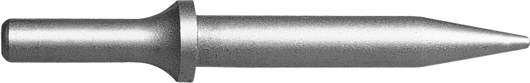 Champion Chisel, 7'' Long Tapered Punch .401 Turn Type Shank