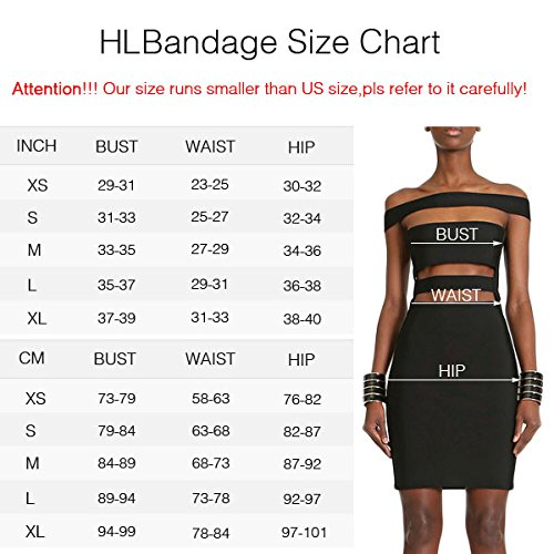 Bandage Dress Color Set HLBandage Knee Pure Length Women Blau Kobalt 2 Piece wzqga8