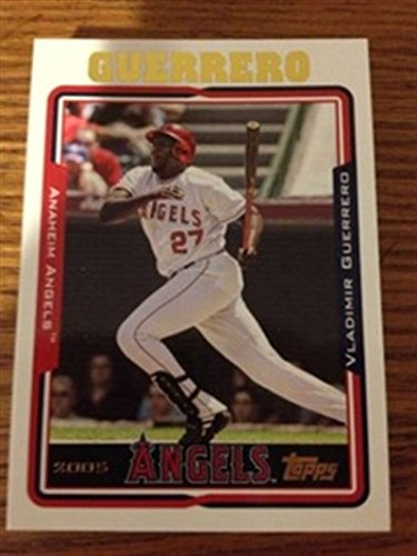 2005 Topps Series 1 2 Los Angeles Angels Team Set