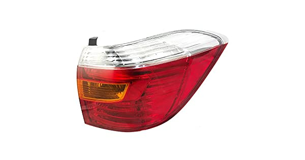 Passengers Taillight Tail Lamp Replacement for Toyota SUV 81551-48050