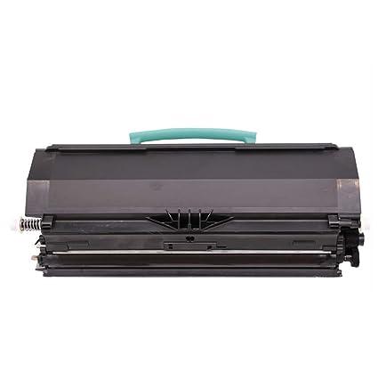 Adecuado para Lexmark E260A11A Negro Cartucho de tóner ...