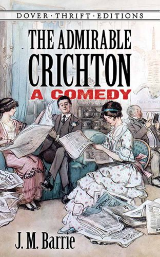 Book cover for The Admirable Crichton