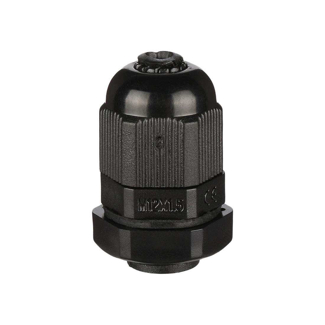 sourcingmap Junta Glándula para 3mm-6mm Diámetro Cable 20Pcs M12 ...