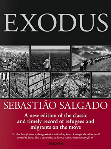 It has been almost a generation since Sebastião Salgado first published Exodus but the story it tells, of fraught human movement around the globe, has changed little in 16 years. The push and pull factors may shift, the nexus of conflict relocates...