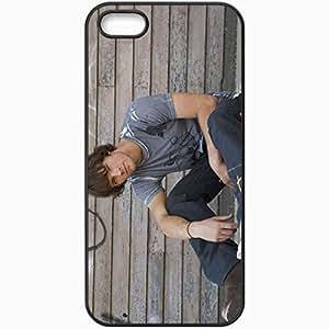 Personalized For SamSung Galaxy S6 Phone Case Cover Skin Jared Padalecki Actor Series Supernatural Black