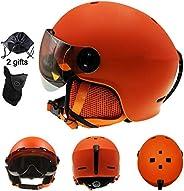 Skiing Helmet Ultralight PC+EPS Men Women Ski Helmet Outdoor Sports Snowboard/Skateboard Helmet
