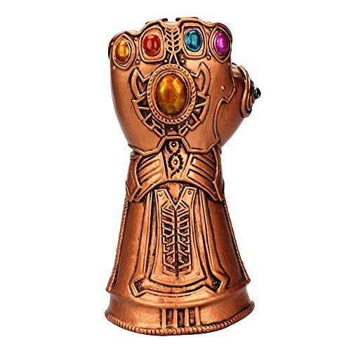(Eddieson Thanos Gauntlet Beer Bottle Opener, Cool Bottle Opener Personalized Desktop Cool Beer Opener for Bar Party Hotel Decoration)