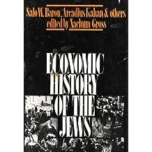 Economic History of the Jews