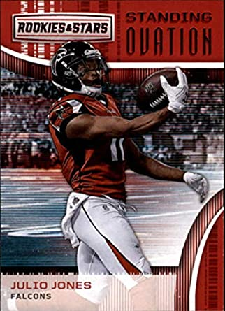 detailed look 8c50c 87879 Amazon.com: 2018 Rookies and Stars Standing Ovation #7 Julio ...